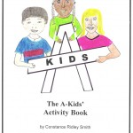 A-Kids Activity Book