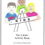 A-Kids Activity Book