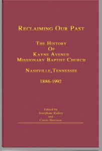 Reclaiming Our Past